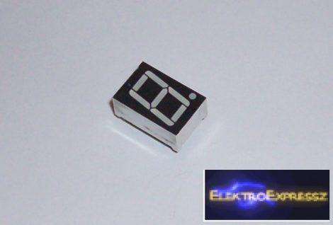 7 szegmenses LED - 0,56 hüvelykes (14.20mm)