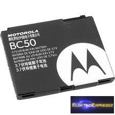 Motorola Akku BC50 típus