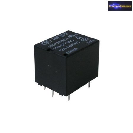 Relé 24V 12A / 250VAC 1xC RAS2415 / JQC3FF