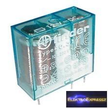 CZ-01760402 Relé 24V 10A/250VAC 1xC RELEF4031-24