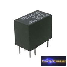 CZ-01760411 Relé 12V 0.5A/125VAC 1xC