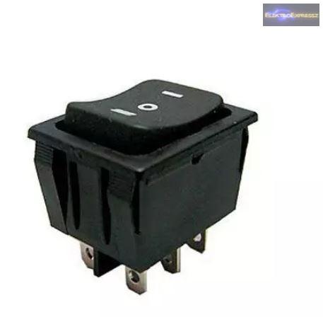 ET-5432CB 2 áramkörös 3 állású kapcsoló