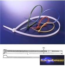 CZ-3040821 kábelkötegelő 280x4.8mm fekete