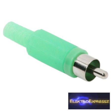 GA-05077ZO RCA dugó Műanyag kivitel törésgátlóval