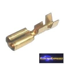 CZ-03360099-Csúszósaru lemezes szigeteletlen 9.5mm 2-4mm