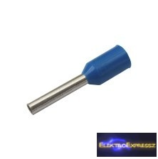 CZ-03360151-0.75mm/AWG20 szigetelt érvéghüvely