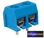 EMF-5800 Nyákba forrsztható sorkapocs, kettes