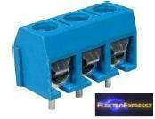 EMF-5801 Nyákba forrasztható sorkapocs, hármas