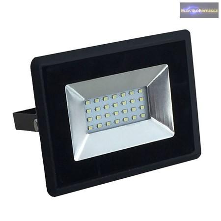 10W fényvető LED  reflektor, hideg fehér
