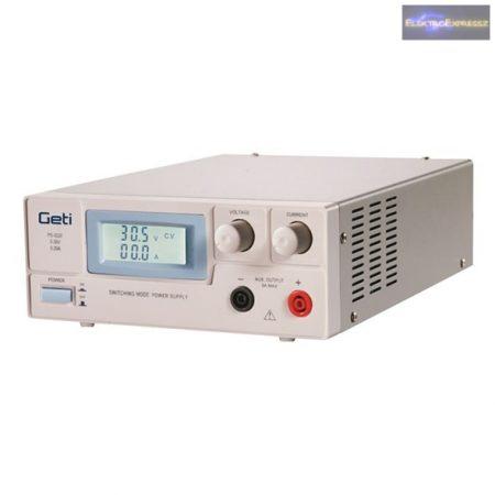 Labortápegység  PS3020 0-30V / 0-20A