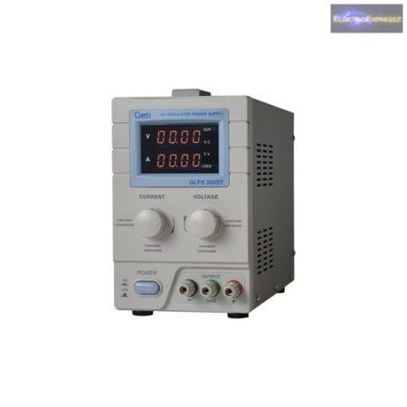 Labortápegység GLPS 3005T 0-30V/ 0-5A PS3005