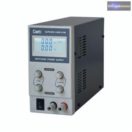 Labortápegység GLPS 0-30V/ 0-10A PS3010