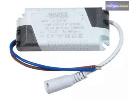 LED meghajtó  mennyezeti lámpákhoz 8-12W