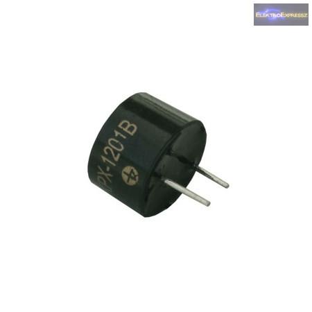 Piezo hangszóró KPX1205B 5V