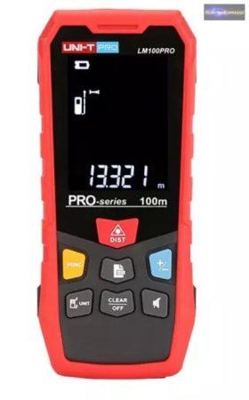 Távolságmérő UNI-T LM100 PRO Line