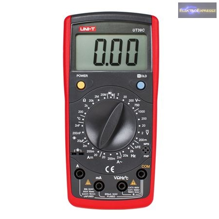 UNI-T UT39C Digitális multiméter