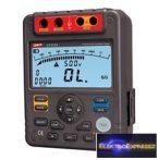 CZ-07720148 Szigetelés Teszter UNI-T UT513A 5kV, USB