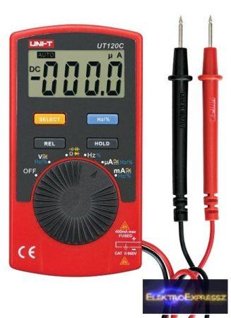 CZ-07720151  Multiméter UNI-T UT120C