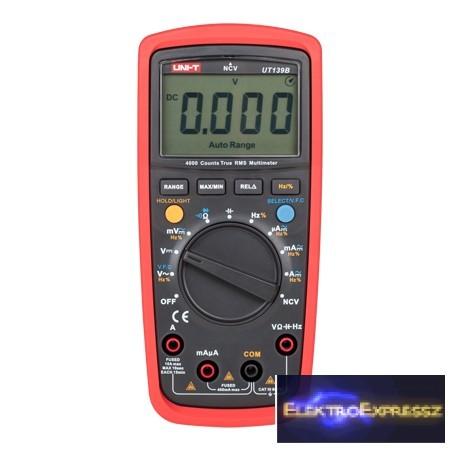 LP-MIE0155 Multiméter UNI-T UT139B