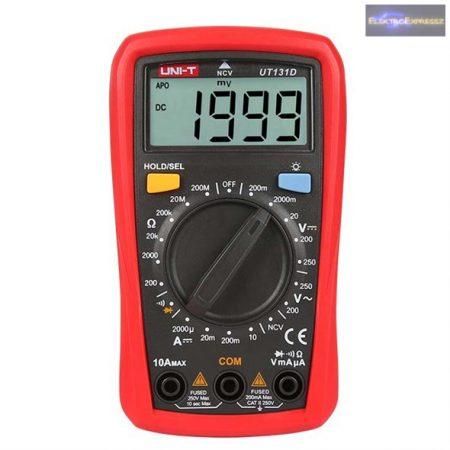 Multiméter UNI-T UT131D