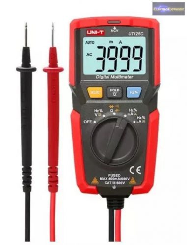 Digitális multiméter UNI-T UT125C