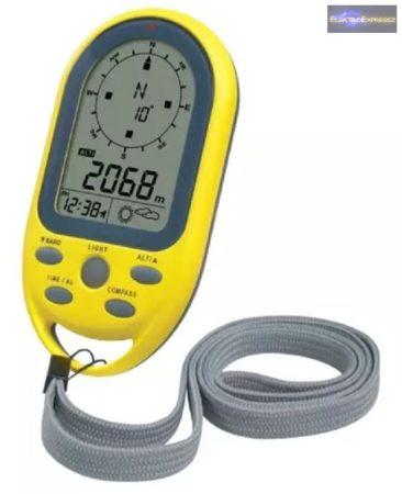 Digitális magasságmérő TECHNO LINE EA 3050 barométerrel és iránytűvel
