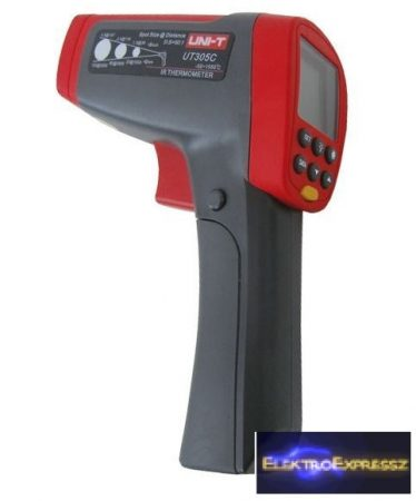 CZ-07810045 Infravörös hőmérő UNI-T UT305C