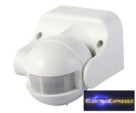 CZ-8830035 kültéri infra mozgásérzékelő fehér