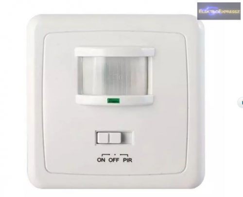 PIR érzékelő (mozgásérzékelő) WPIR01