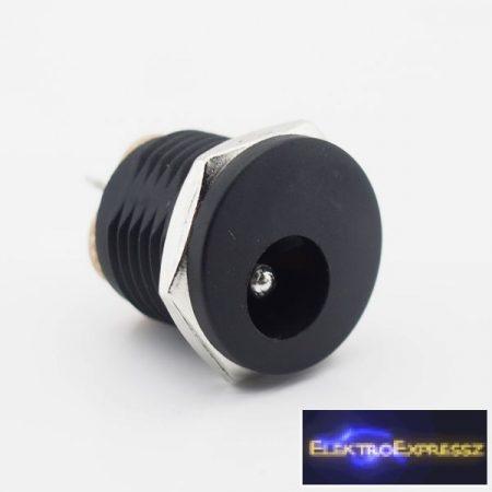 ET-2043 DC aljzat, 2,5mm/5,5mm
