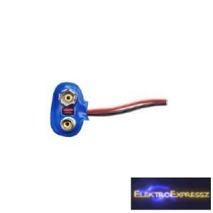ET-2059-B 9V-os elem csatlakozó