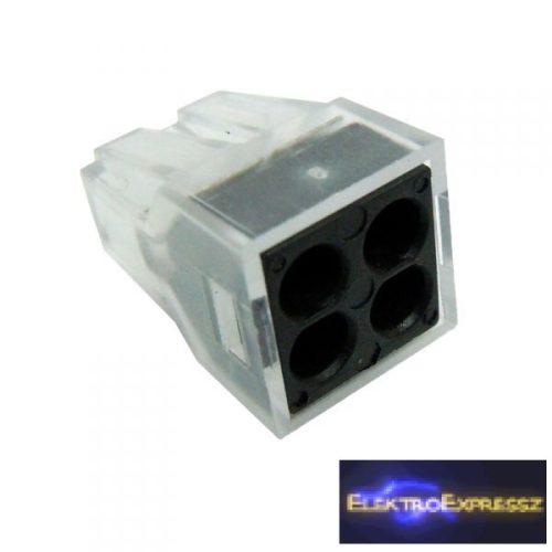 ET-21608 Vezeték összekötő 4pólusú 5.6mm