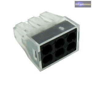 ET-21610 Vezeték összekötő 8pólusú 5.6mm