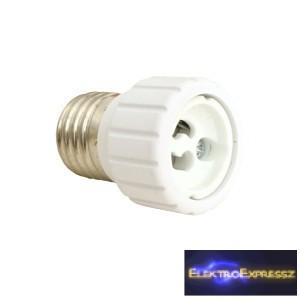 ET-2813 Izzó foglalat GU10->E27 átalakító