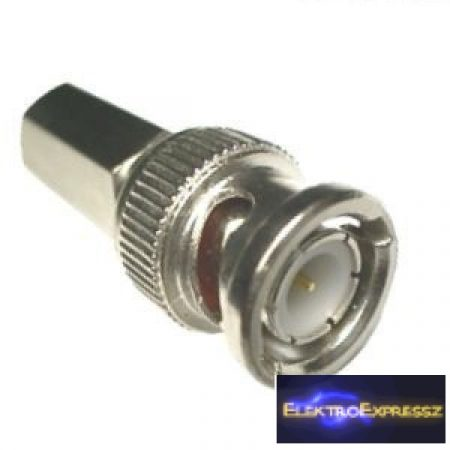 ET-3207 BNC dugó RG59-es kábelra