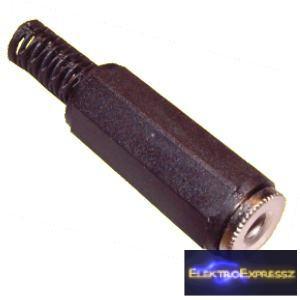ET-4033 jack aljzat, sztereó 3,5mm
