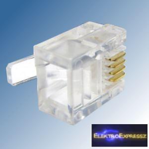 ET-5002 Telefon dugó 6P4C