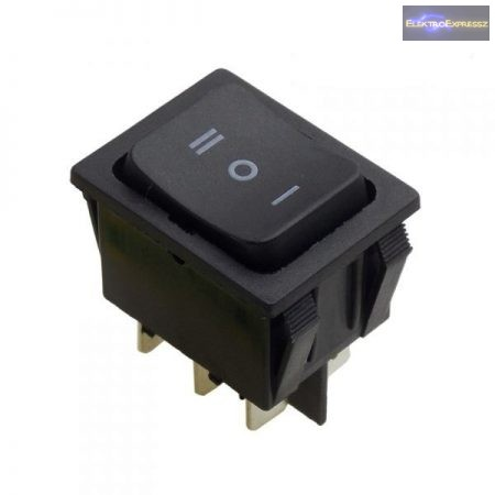 ET-5432CF 2 áramkörös 2 állású kapcsoló