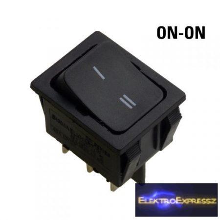 ET-5432CC 2 áramkörös 2 állású kapcsoló