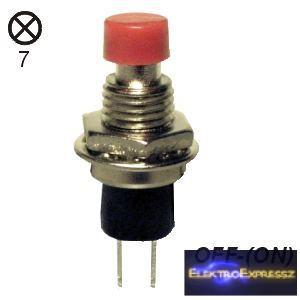 ET-5505R Profi nyomógomb