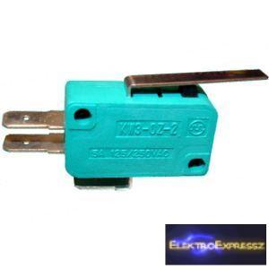 1ák.3p.2áll.Mikro kapcsoló.250V/16A.