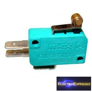 ET-5561 3 pólusú  mikrokapcsoló 5A/250V 28x16mm