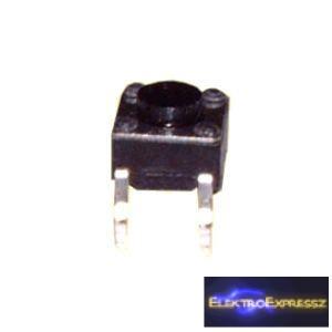 ET-5627 4 pólusú  mikrokapcsoló