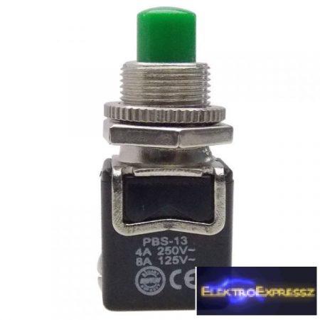 ET-5644 2 pólusú  1 áramkörös  nyomógomb, záró