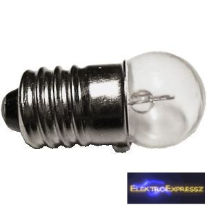ET-5801 Zseblámpa, skála izzó 2,5 V