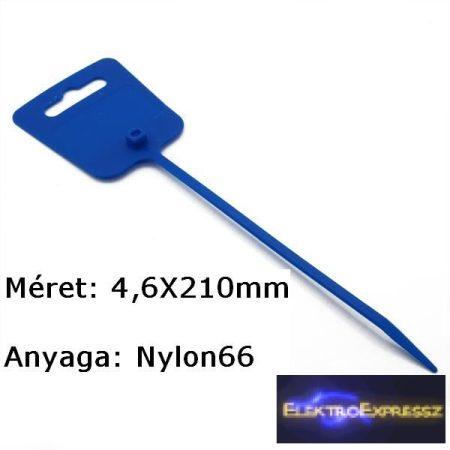 ET-58329 Kiváló minőségű függesztő kábelkötöző, UV álló, 4,6x210mm