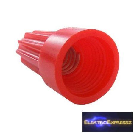 ET-5891AF-CS Kábel összekötő P75 piros