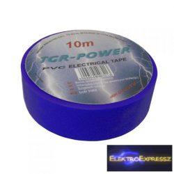 ET-5927 TGR-POWER szigetelő szalag 10m kék