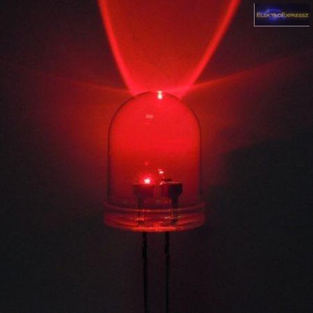 8mm piros LED.