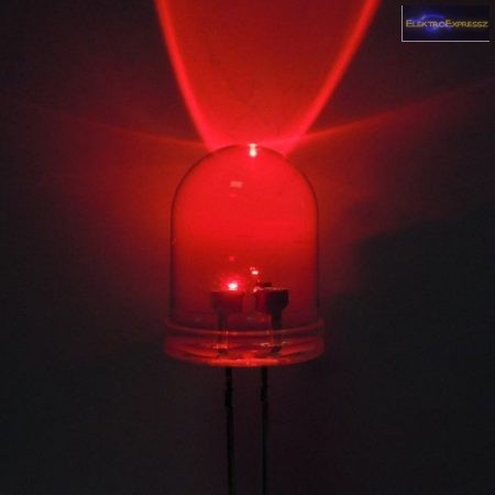 10mm piros LED